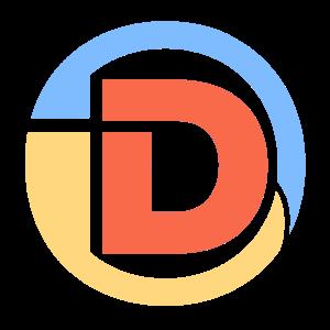 Logo Digital Site 360. Nuestra D