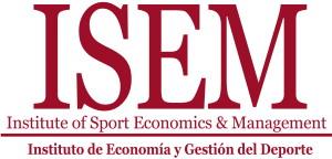 ISEM. INSTITUTE OF SPORTS ECONOMICS AND MANAGEMENT